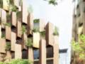 """""""Eco-Luxury Hotel"""" (foto: Luxigon/Mir., preuzeto sa www.dezeen.com)"""