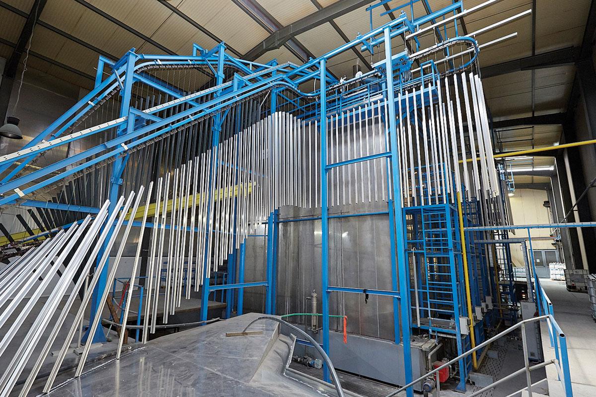Nova linija vertikalne plastifikacije od 10.000 t.