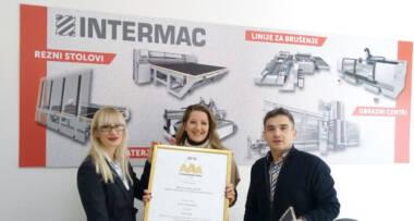 ESTE TEAM doo - Ponosni nosilac AAA GOLD sertifikata bonitetne izvrsnosti