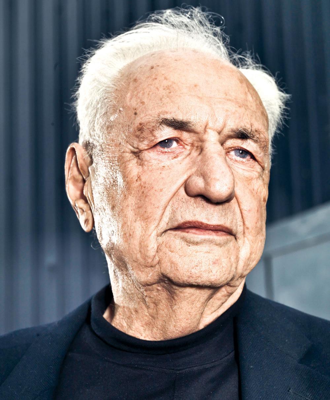 Frank Gehry arhitekta