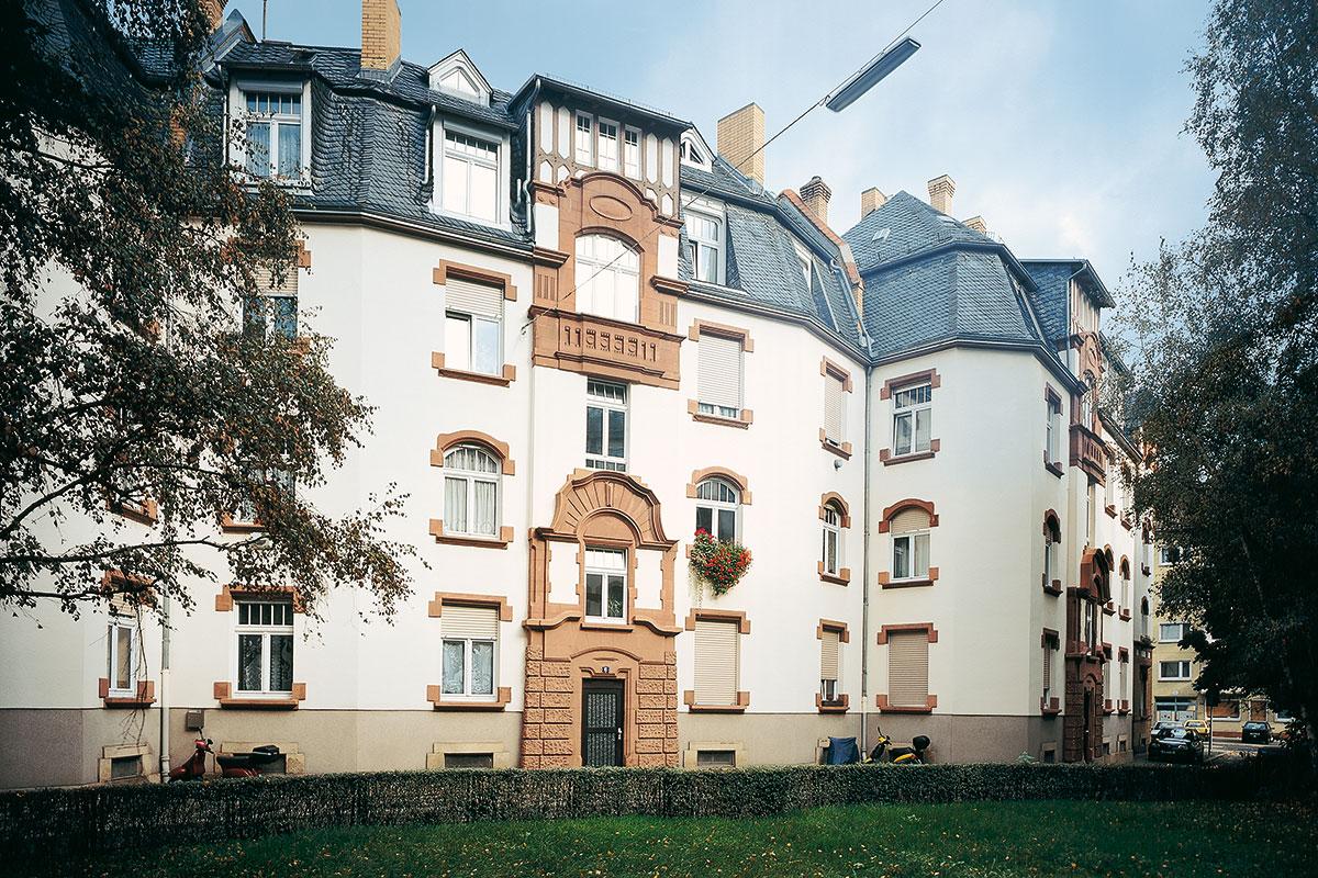 Kompleks Rodheim u Frankfurtu s 695 prozora Trocal