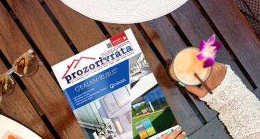 Časopis PROZORI&VRATA broj 7, rujan 2017 - Hrvatska