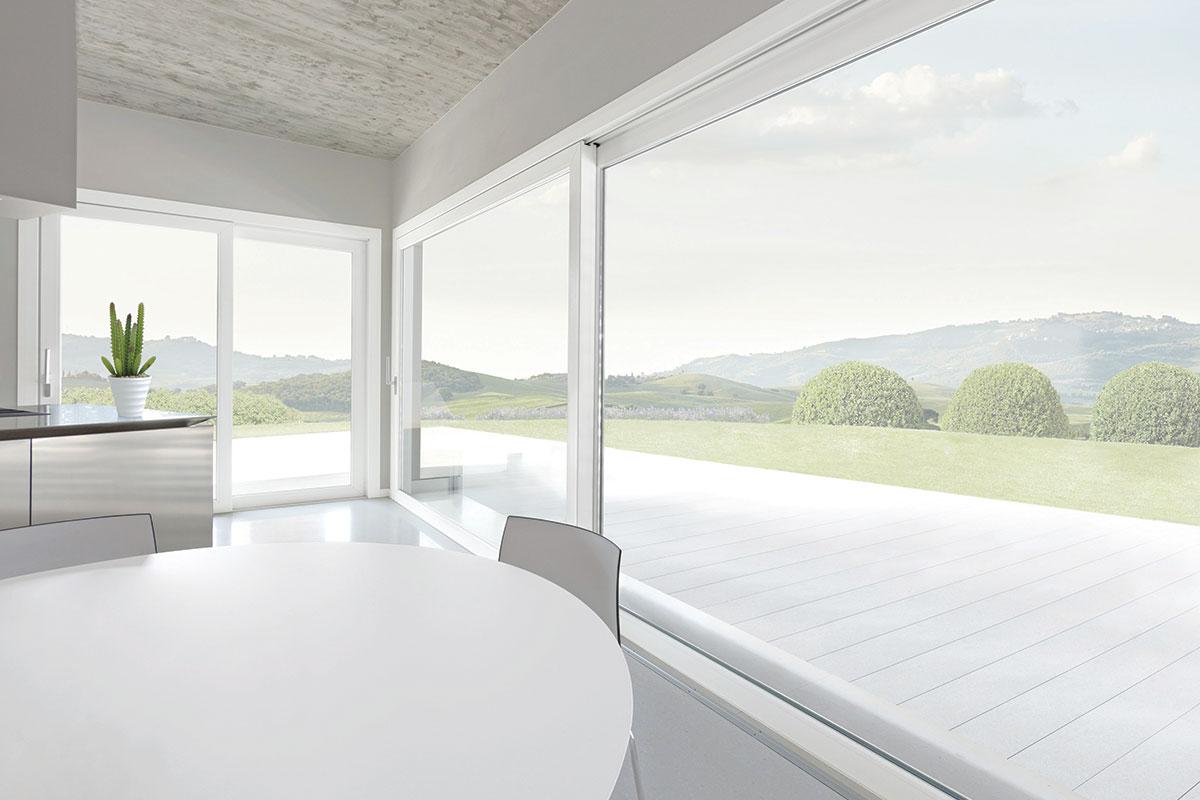 Debljina prozorskih okvira ne zavisi samo od broja komora