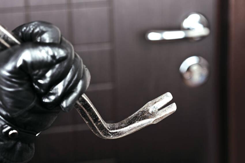 Sigurnosna vrata vas štite od provalnika