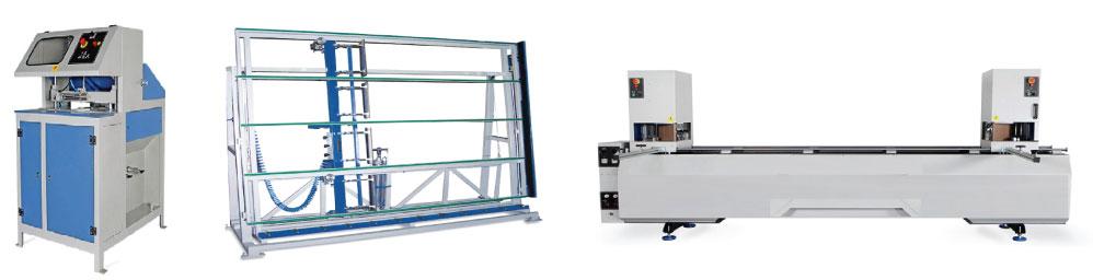 Strojevi za proizvodnju i obradu PVC stolarije