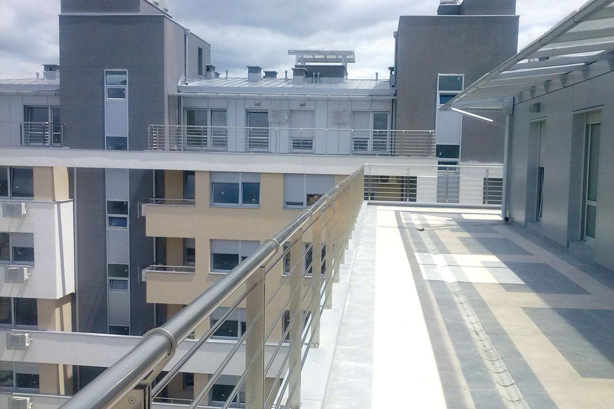 TEHNI eloksirane aluminijumske ograde