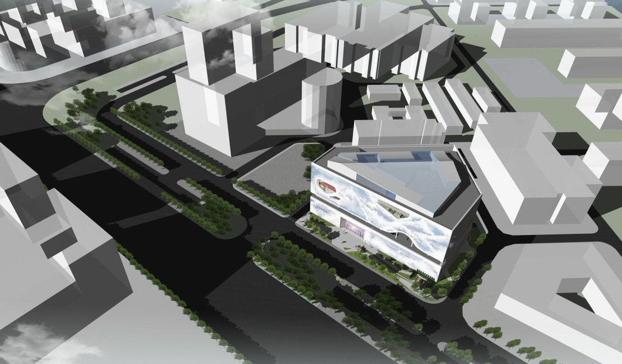 zgrada od 32.000 kvadratnih metara imaće dve podzemne etaže i osam nadzemnih
