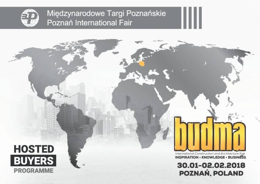 Internacionalni Sajam građevinarstva i arhitekture BUDMA