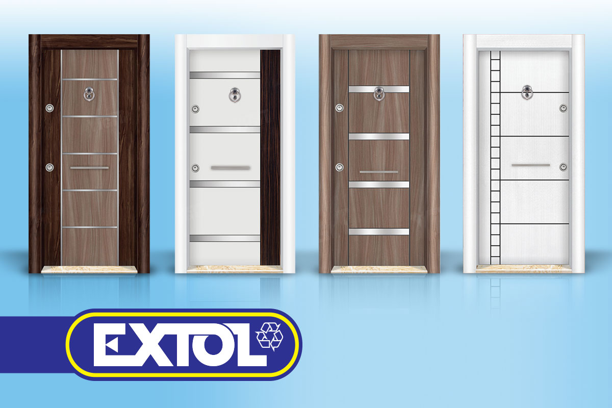 EXTOL d.o.o. sigurnosna vrata