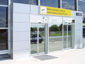 Juchelsea Systems d.o.o. - Automatska vrata