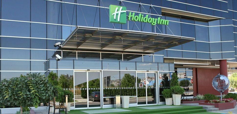 Juchelsea Systems d.o.o. - Automatska vrata / Holiday Inn, Beograd