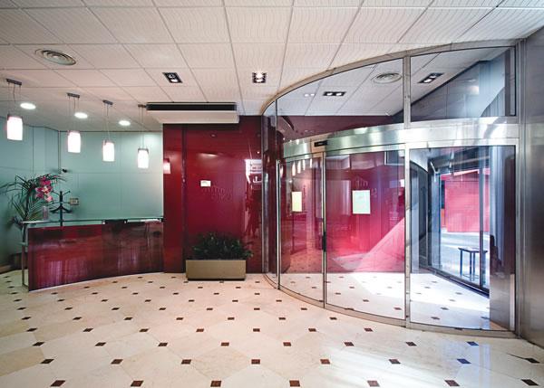 Juchelsea Systems d.o.o. - Automatska vrata / Manusa