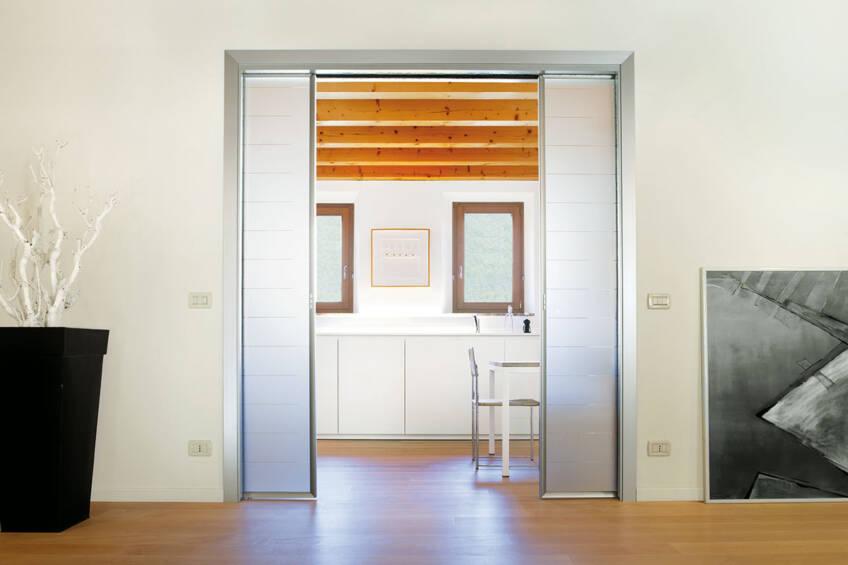 Eclisse sobna klizna vrata, model Estensione