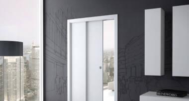 Eclisse sobna klizna vrata, model Telescopica
