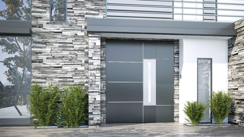 TEHNI aluminijumska vrata