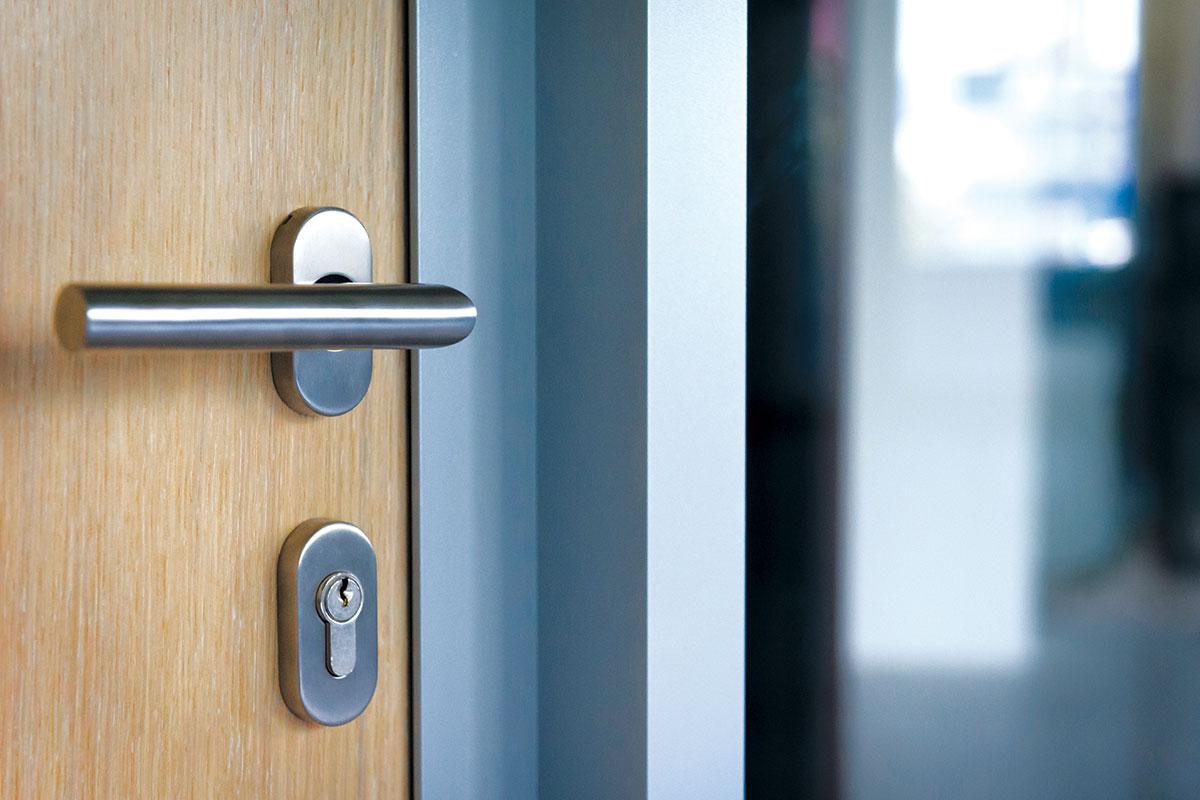 Tehnomarketov sistem THM za unutrašnja vrata