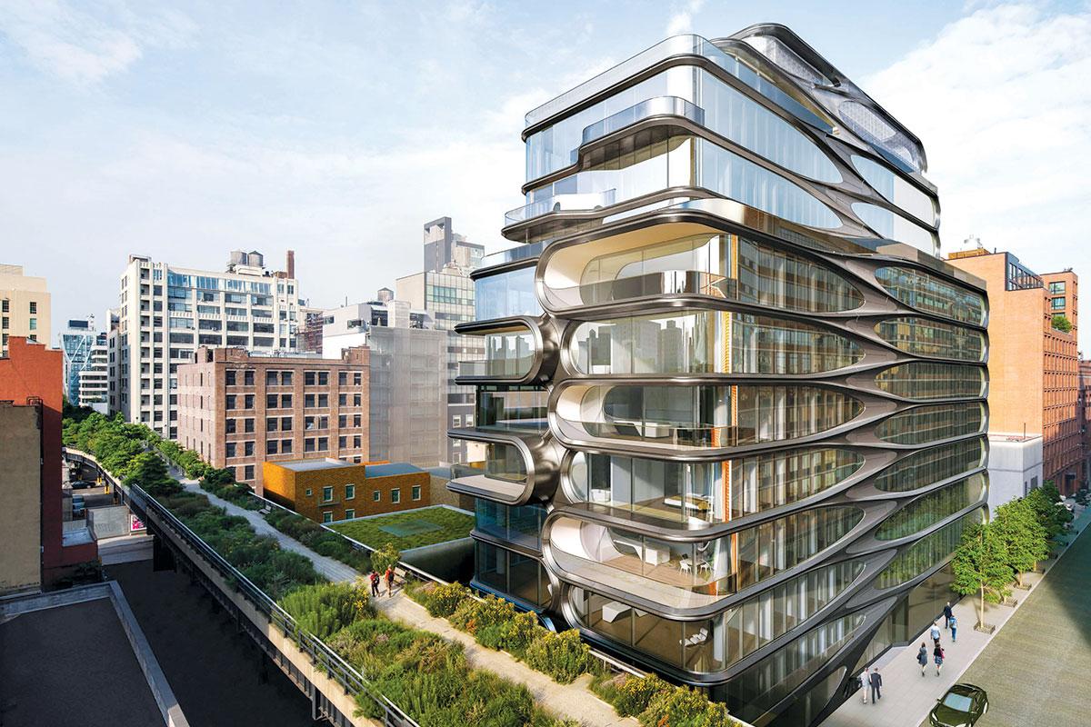 Zaha Hadid moderna arhitektura