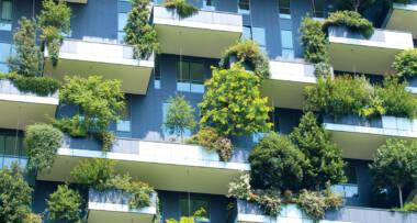 Zelene fasade - moderna arhitektura