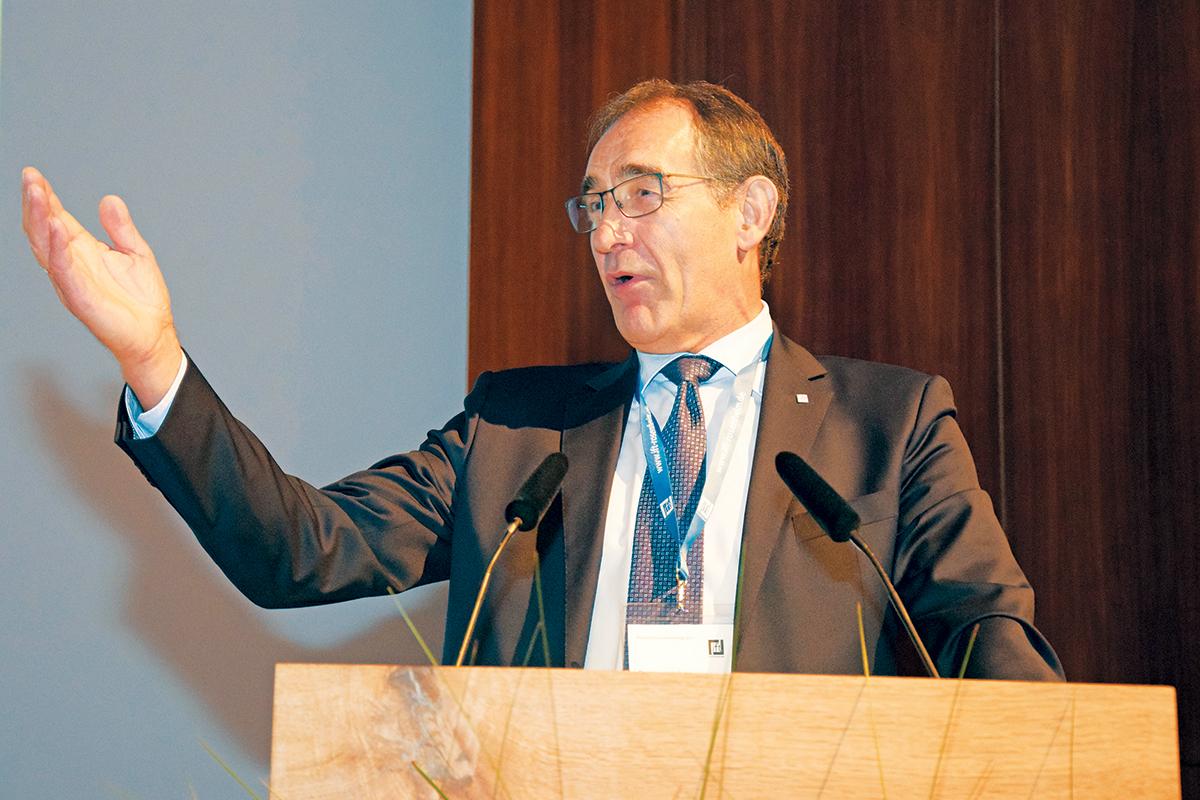 Bernhard Helbing, CEO, ift Rosenheim
