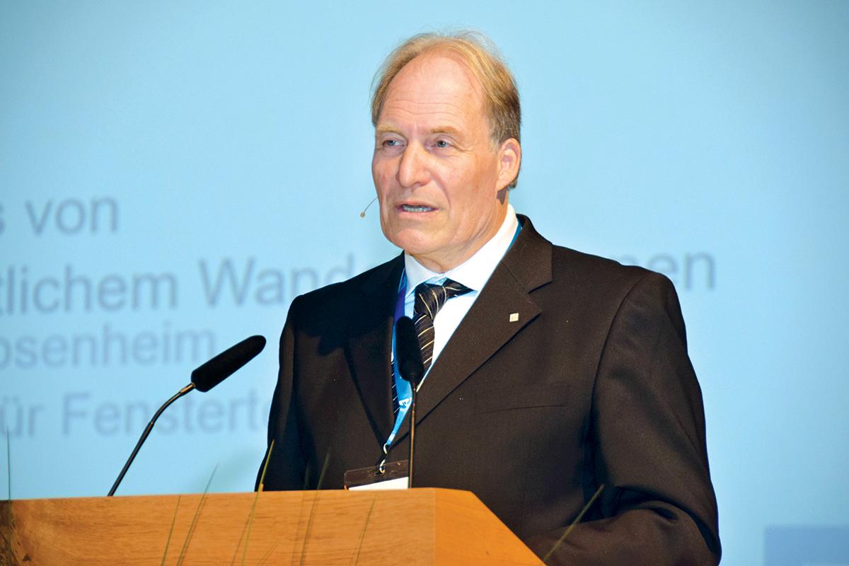 IFT-ov direktor prof Ulrich Sieberath