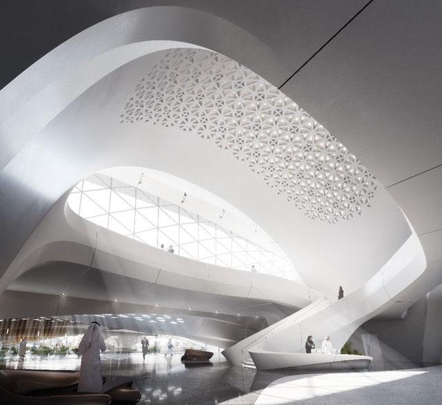 Projekat Zahe Hadid iz 2014. godine