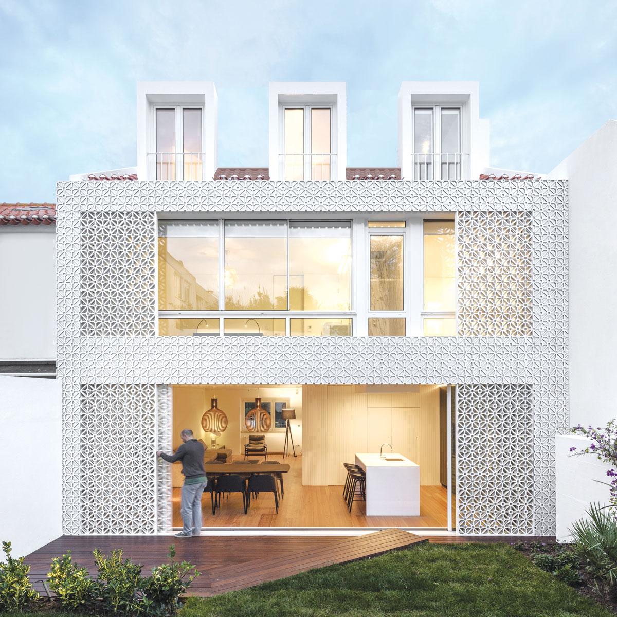 Perfororane fasade od aluminijuma