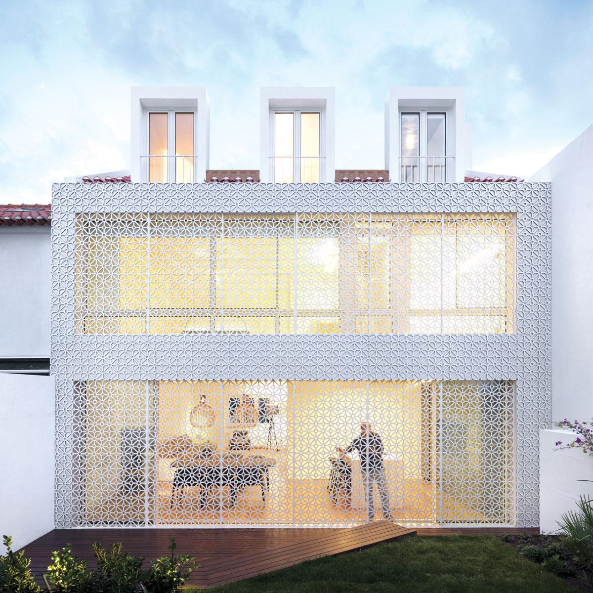 Perforirane fasade od aluminijuma