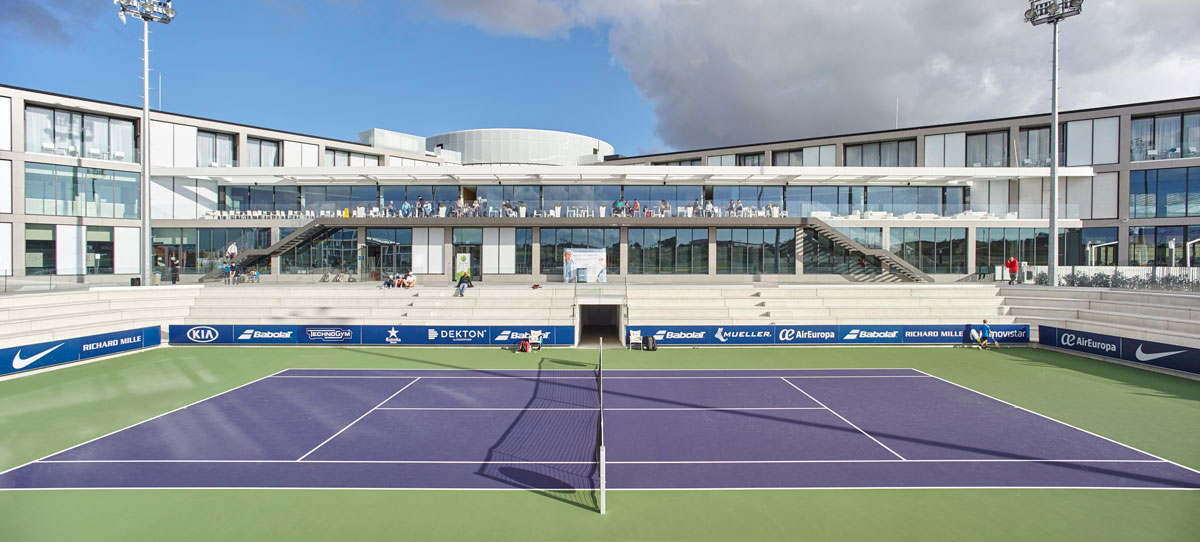 Rafa Nadal akademija, Cortizo sustavi