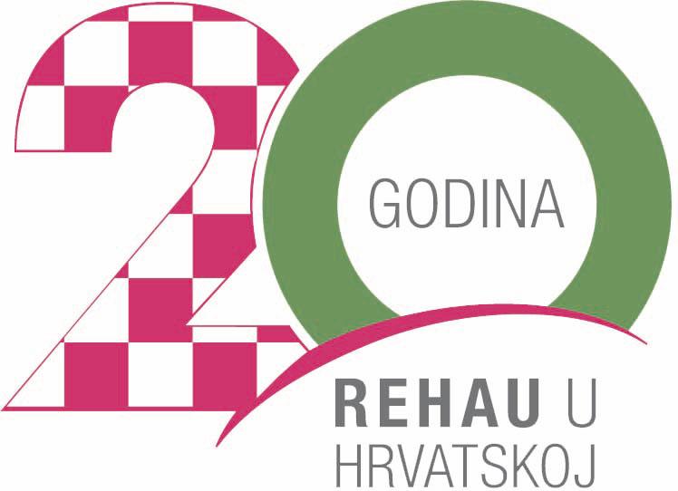 Rehau 20 godina u Hrvatskoj
