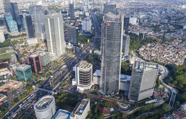 Telkom Landmark Tower 2 u Džakarti, Indonezija