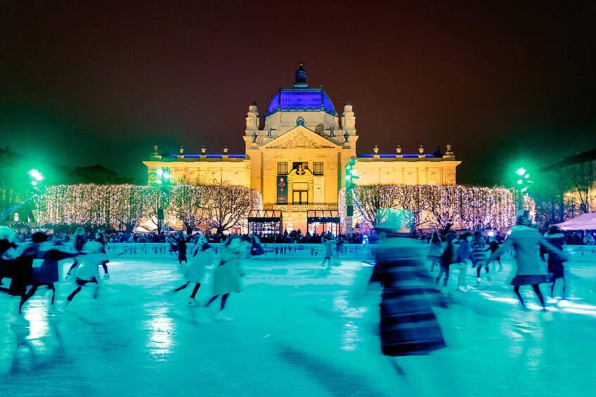 Zagreb, glavni grad Hrvatske