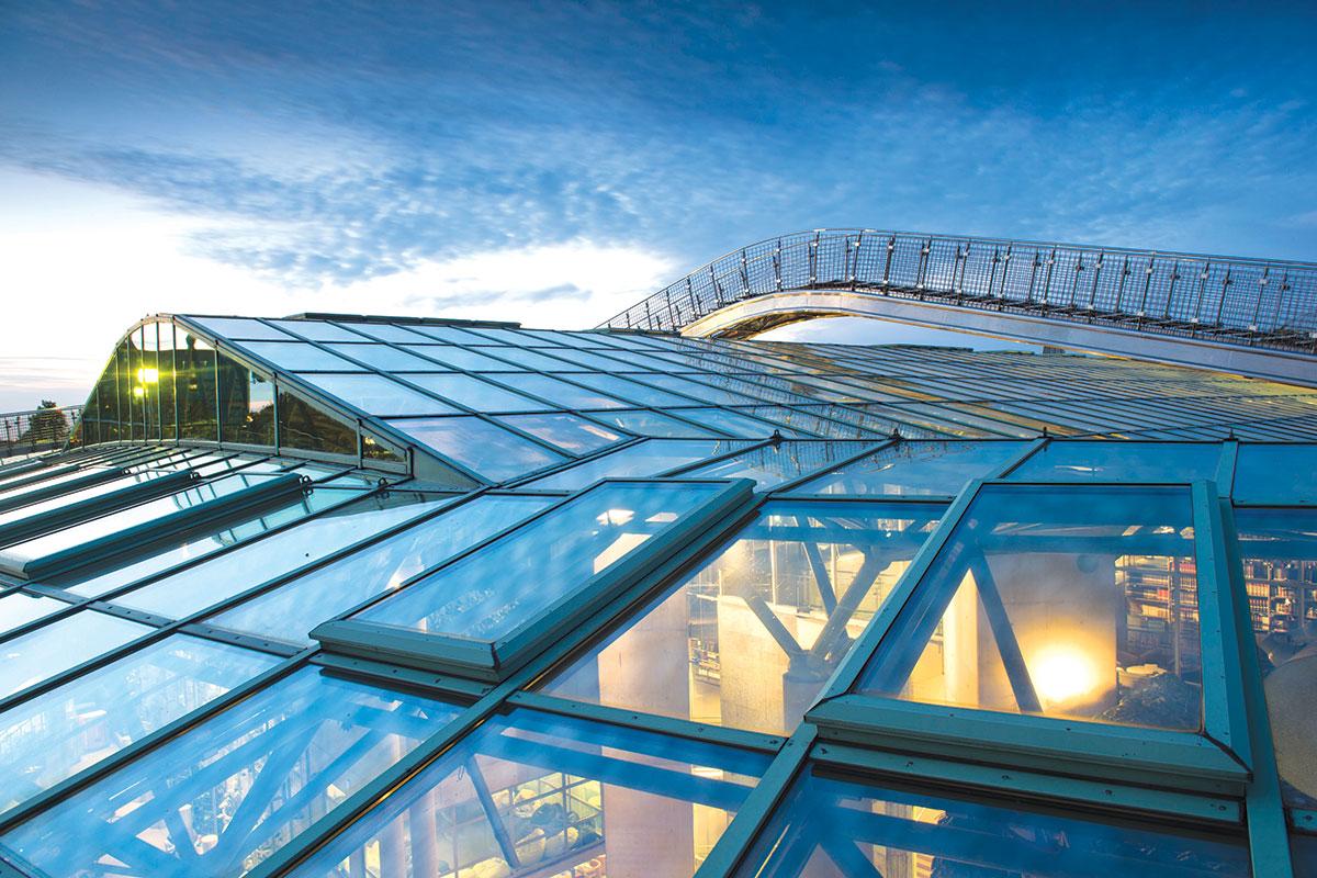 Fasade staklo-aluminijum