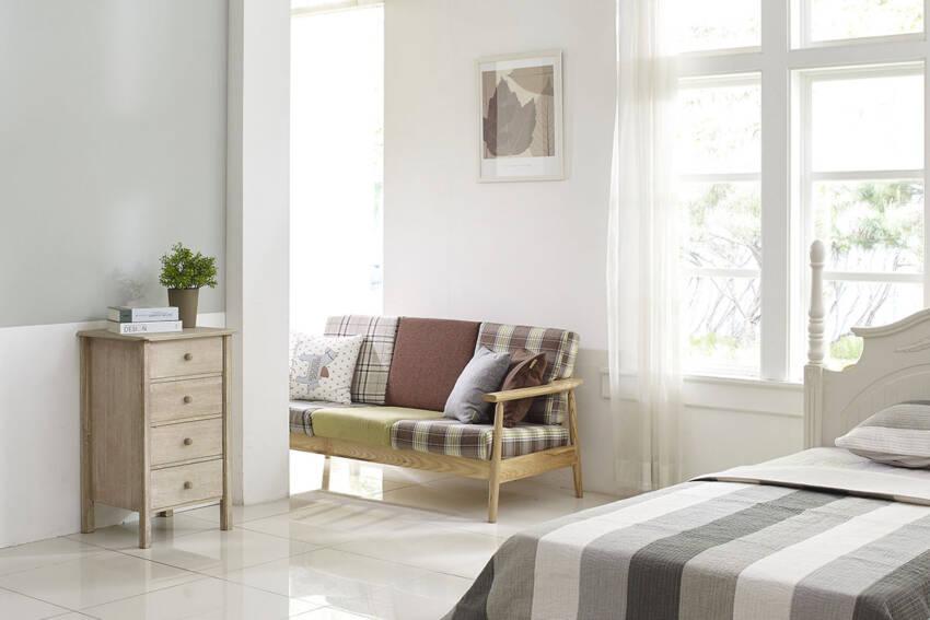 PVC stolarija, spavaća soba