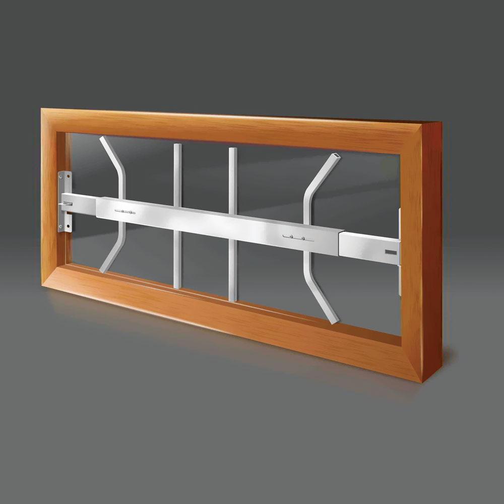 Sigurnosne rešetke za prozore