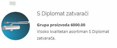 Stublina d.o.o. - S diplomat zatvarači