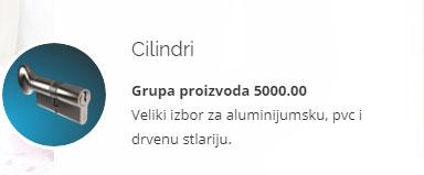 Stublina d.o.o. - Cilindri