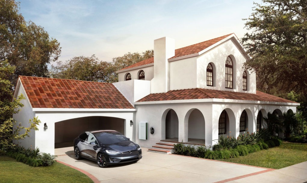 Teslini solarni krovovi