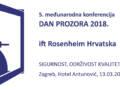 """5. međunarodna konferencija """"DAN PROZORA 2018"""""""
