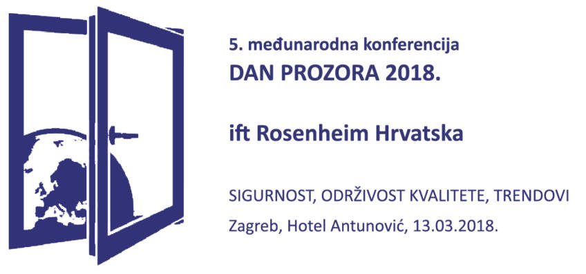 """5. međunarodna konferencija """"DAN PROZORA 2018"""