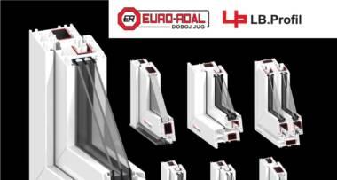 Euro Roal - LB.Profile PVC sistemi za prozore i vrata