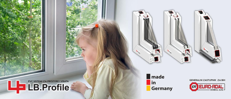 EURO ROAL, vodeći distributer aluminijumskih i PVC profila