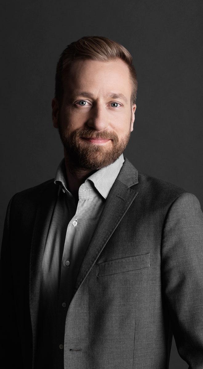 Sparklike CEO, Miikkael Niemi