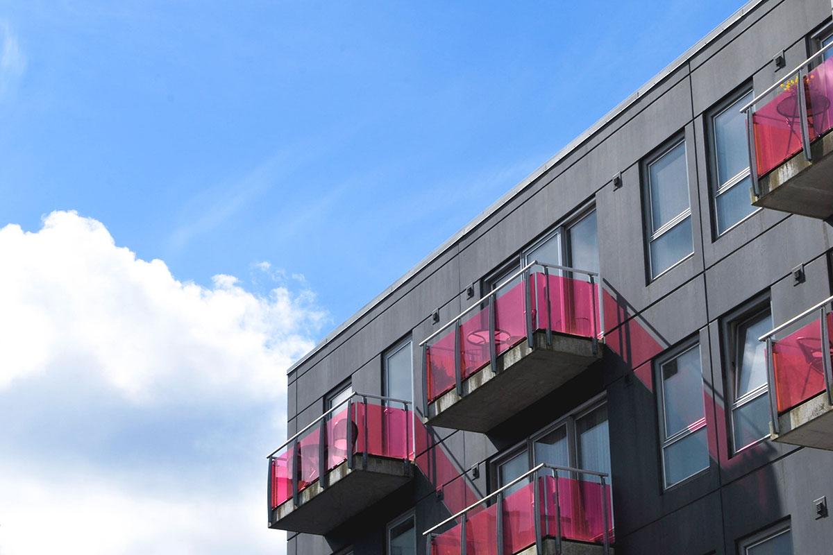 Fasadni prozori, staklene terase