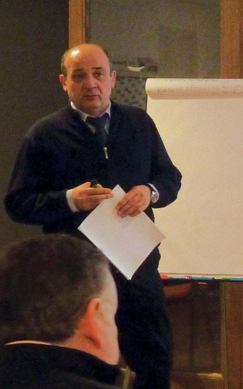 Damir Avdić, tehnički savjetnik u profine Grupi