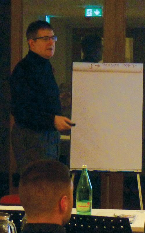 Željko Šundov, istaknuti stručnjak i konzultant na području upravljanja i leadershipa