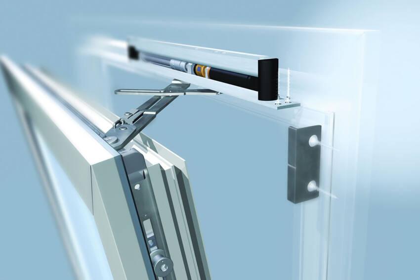 PVC stolarija - mehanizam