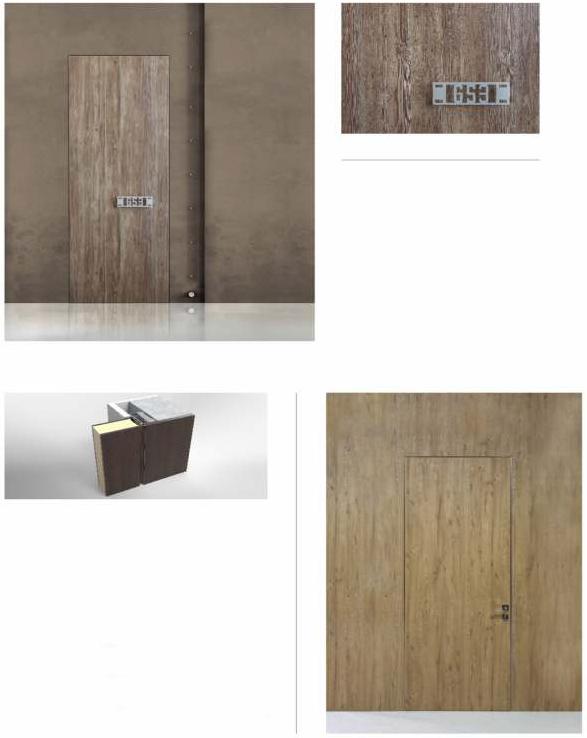 TEHNI - sobna vrata