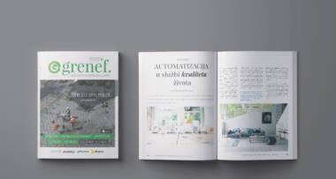 GRENEF časopis - građevinarstvo i energetska efikasnost