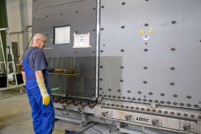 LiSEC - KSR stanica u Interpane pogonu za proizvodnju