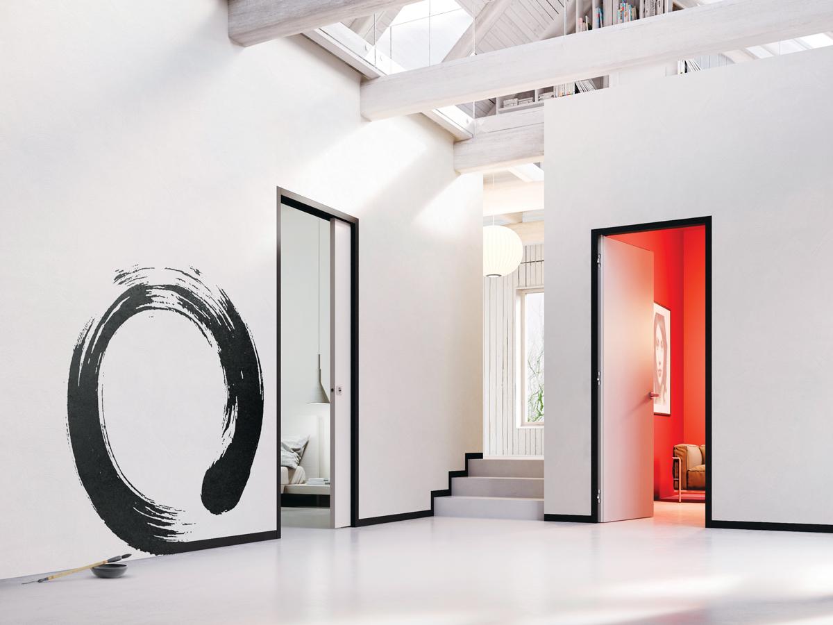 Klizna vrata - Foto: OVOCONCEPT, Eclisse® Shodo Collection
